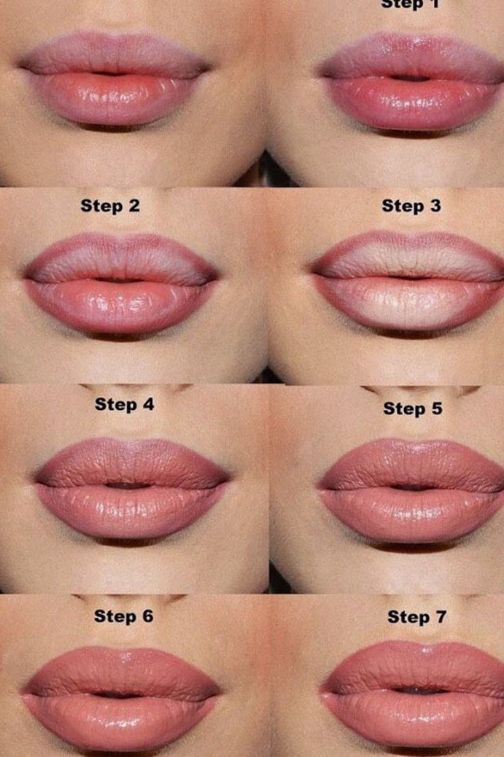 top 10 easy and stunning lip makeup ideas | makeup | beauty