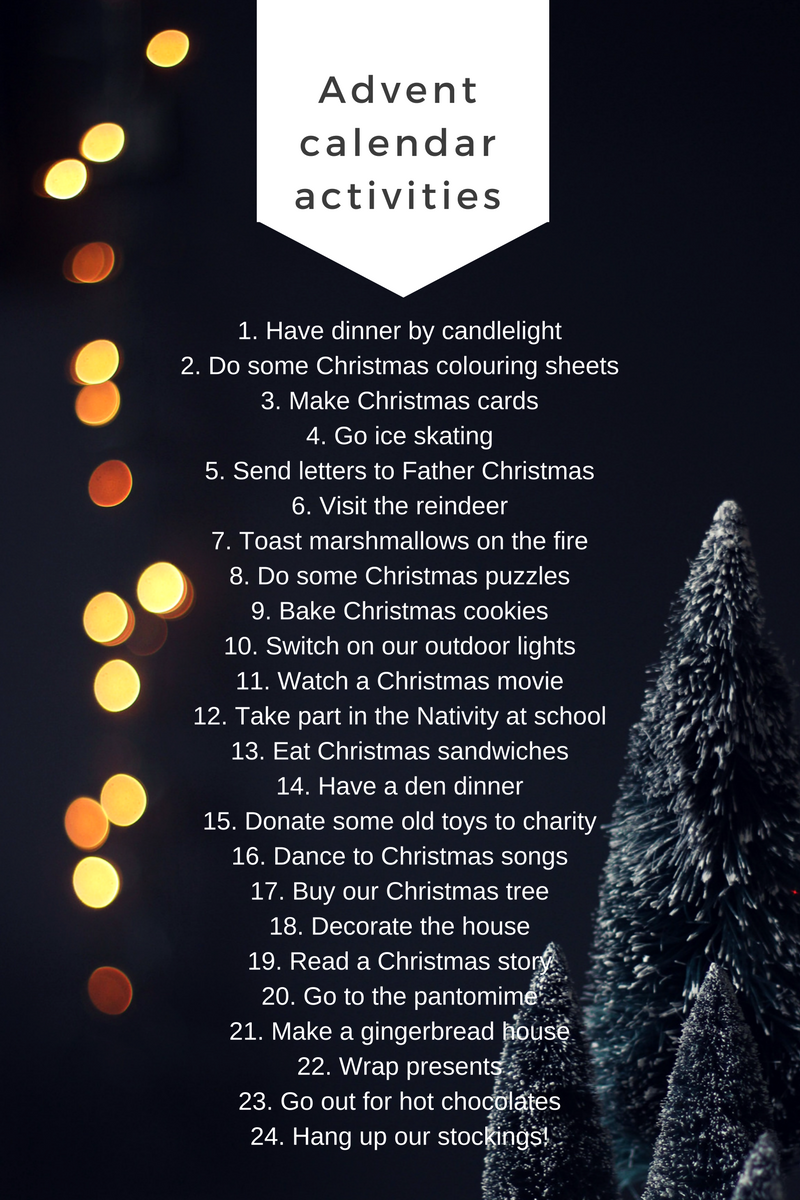 DIY contemporary Christmas advent calendar | Pinterest | Advent ...