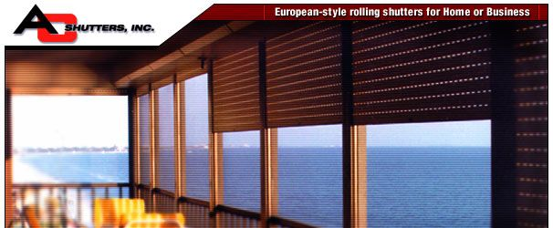 European Style Roller Shutters Are The Best Blinds You Can Find But I Ve Never Seen Them In North America Best Blinds Home Blinds