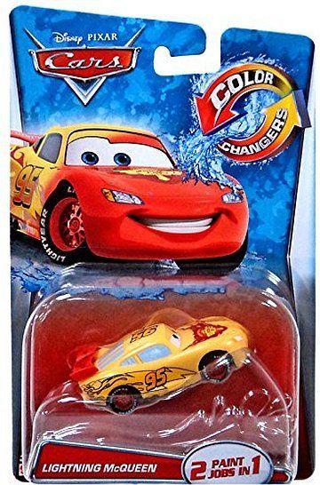 8cc4a35d01e Disney Pixar Cars Color Change 1 55 Scale Vehicle