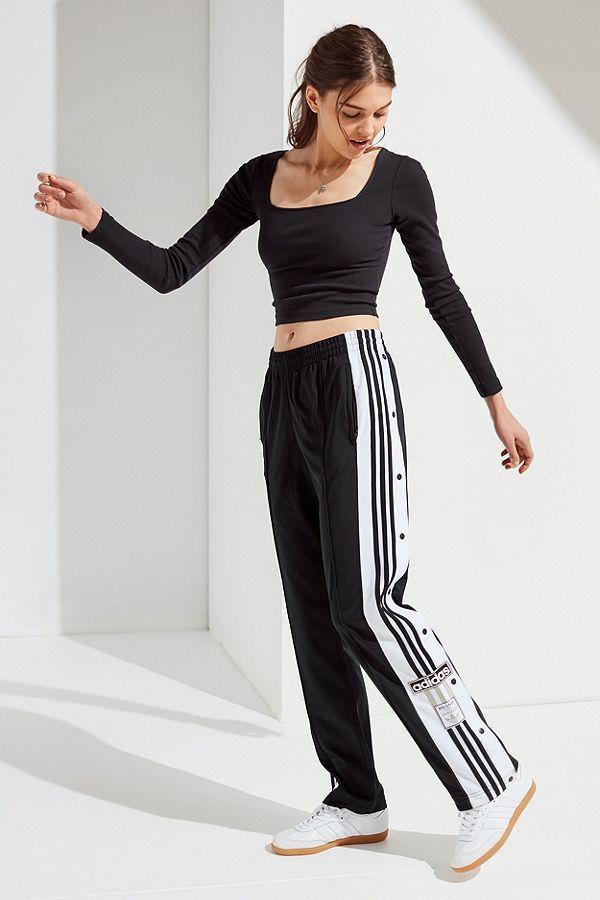 Adidas Originals Adicolor oversized Tear Away TRACK PANT lista de deseos