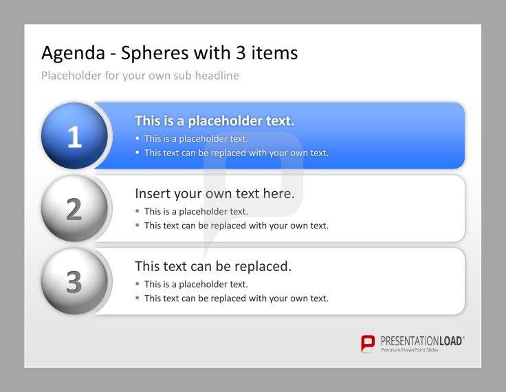 Powerpoint Agenda Http Www Presentationload De Powerpoint Charts Diagramme Text Tabellen Power Point Agenda Powerpoint Vorlagen