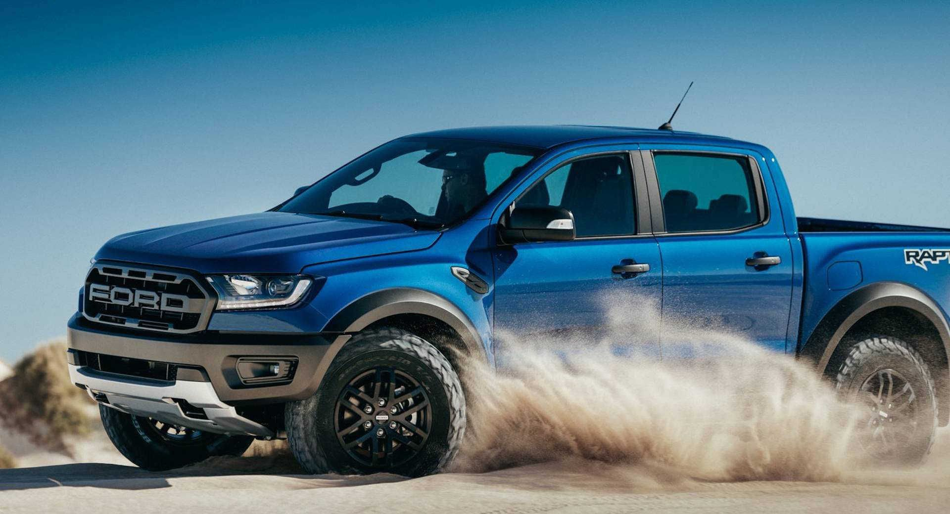 Ford Doesn T Rule Out Bringing The Ranger Raptor To The U S Ford