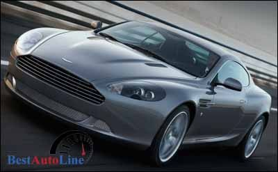 Aston Martin DB9 Coupe is powered by a 5935 cc, V12 engine and amazing safety features.