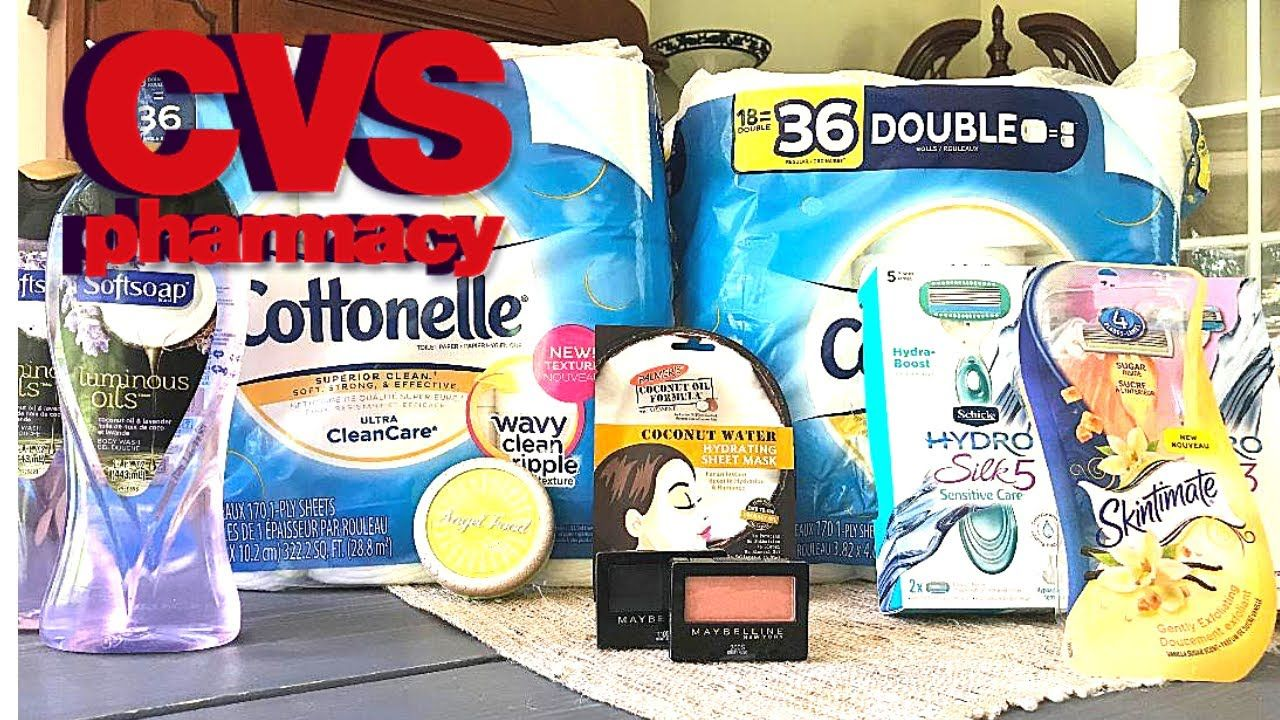 CVS Couponing Haul (6/236/29) Spectacular Deals on Toilet