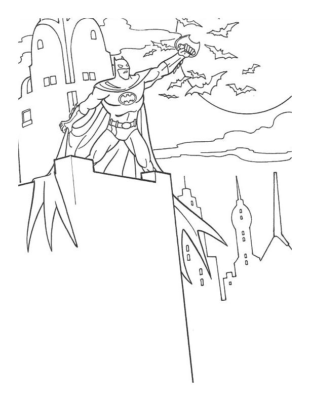 Btas Scene 2 By Writer Colorer Deviantart Com On Deviantart Batman Coloring Pages Coloring Pages Batman