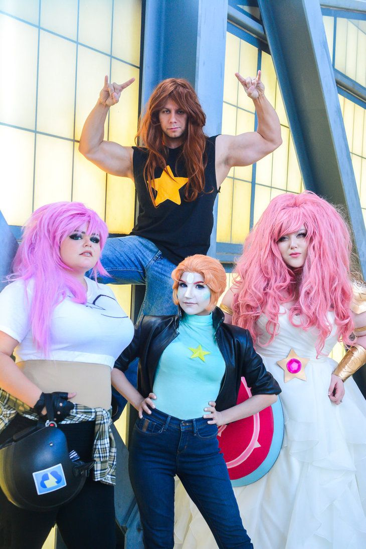 universe Female cosplay steven