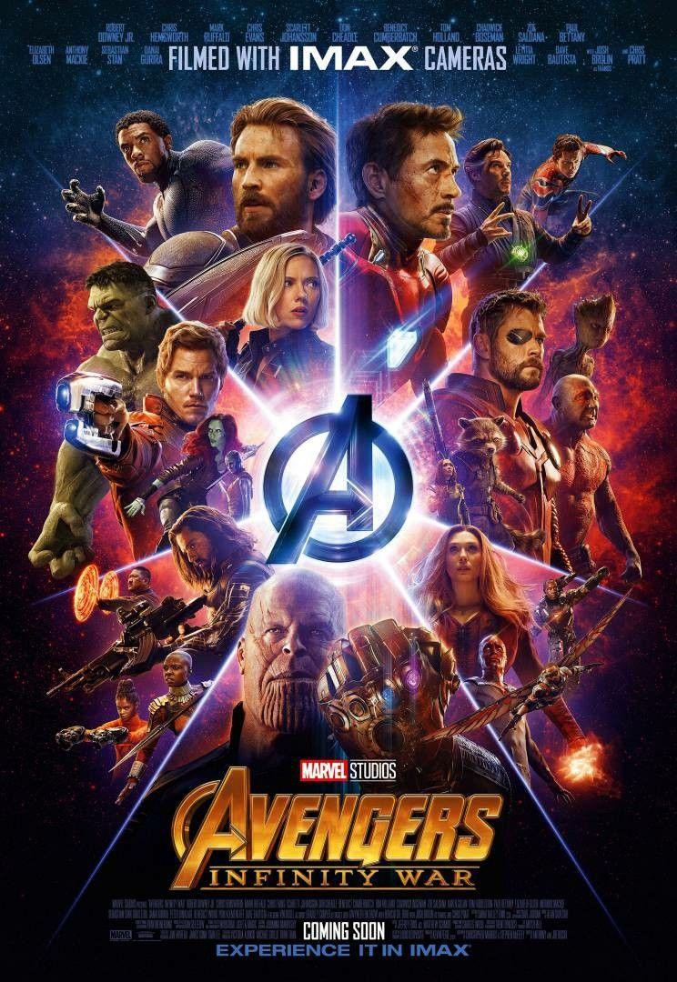 Infinity War Infinity War Avengers Carteles De Peliculas