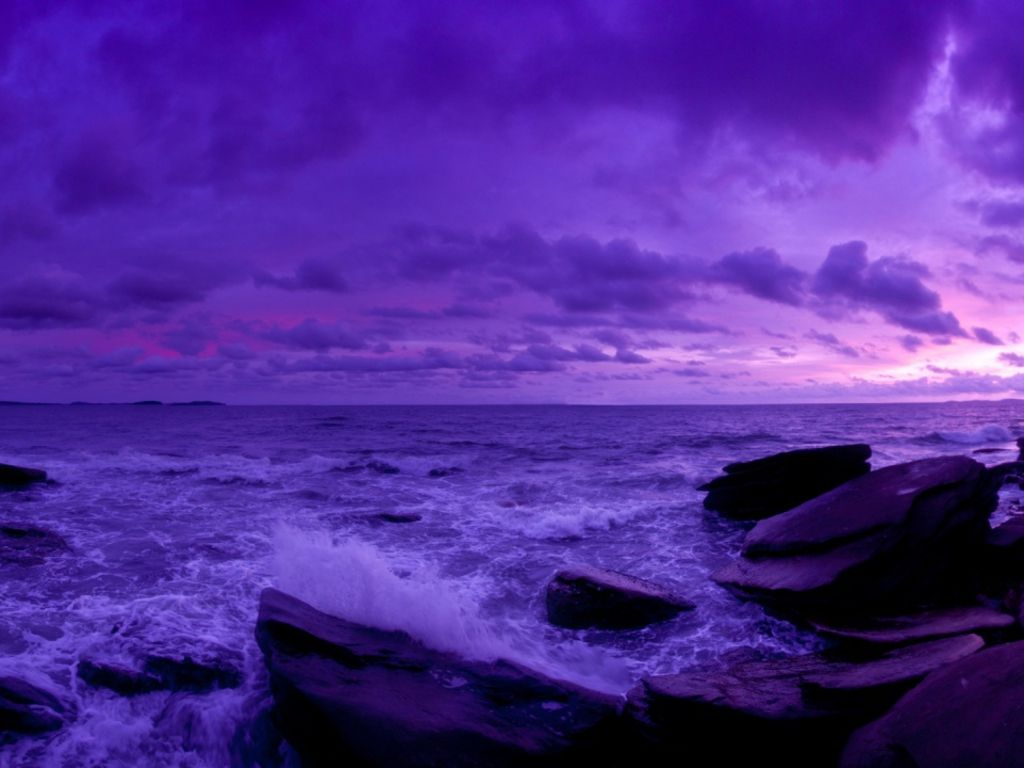 Purple Sunset Purple Sunset Wallpapers Stocks Purple Sunset Dark Purple Wallpaper Sunset Wallpaper