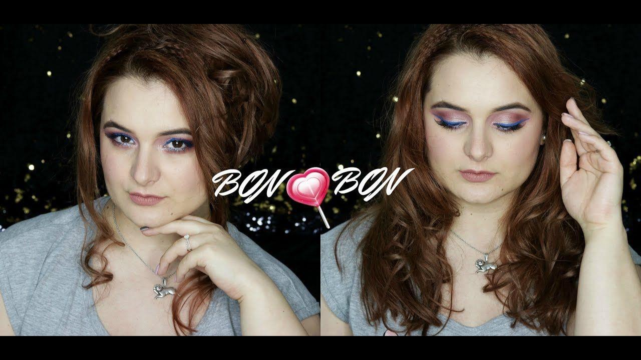 Bon Bon Makeup Tutorial Maria Dumitrescu Youtube Pinterest