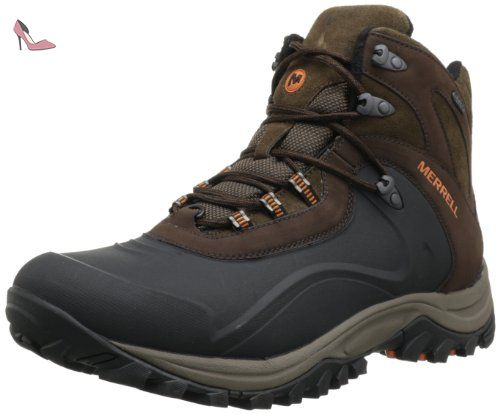 Merrell ICECLAW MID WTPF, Chaussures de randonnée homme