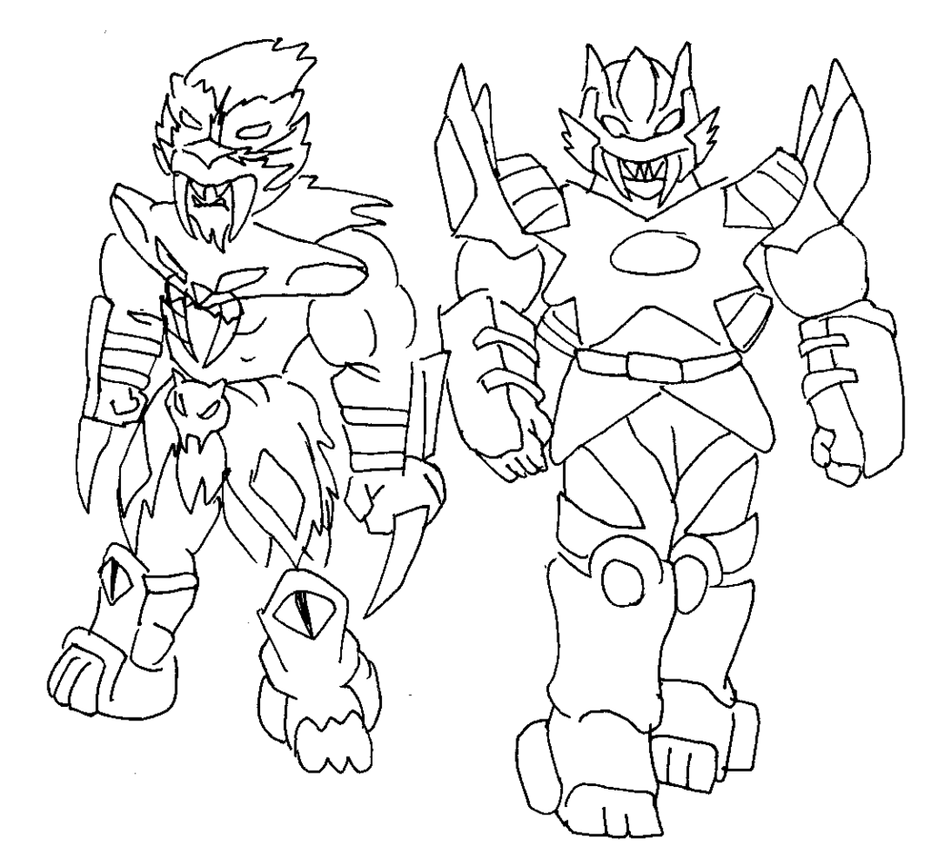 nice Power Rangers Coloring Pages Games