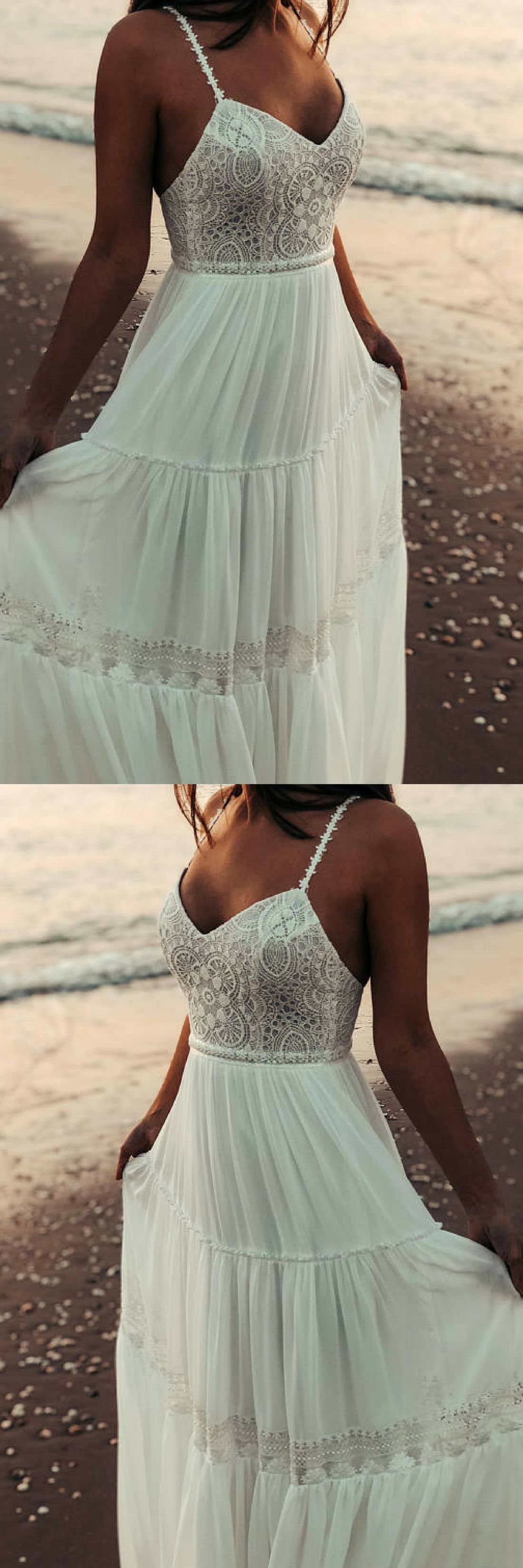 The fairy wedding gown is perfect for the laid back boho chic bride