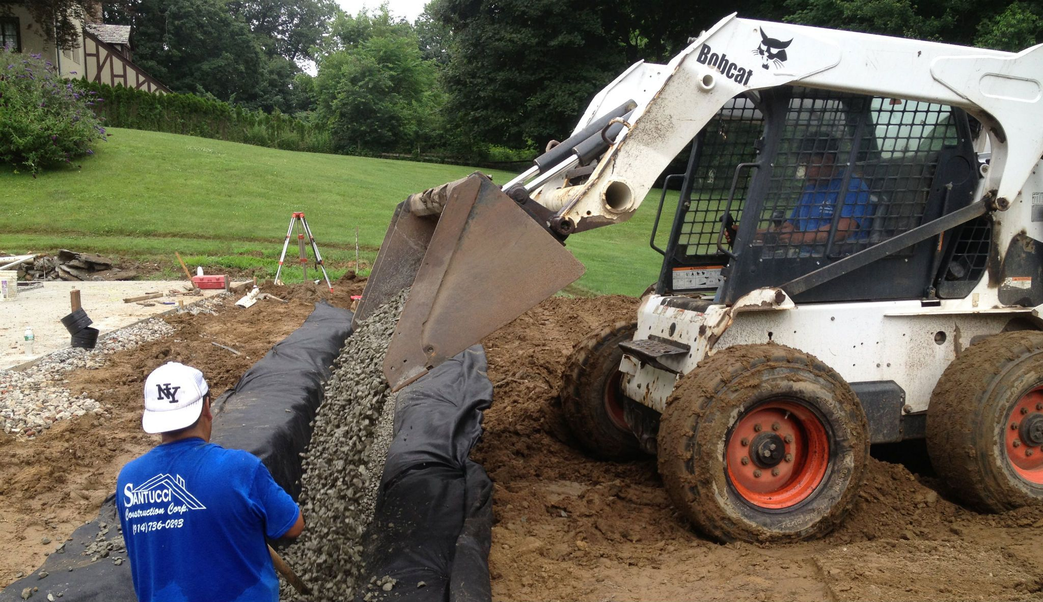 Park Art|My WordPress Blog_How To Find Your Septic Tank Field Lines