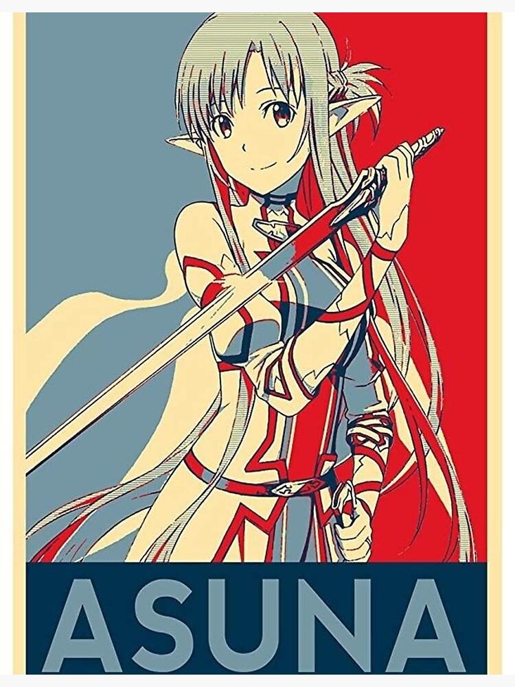 Sword Art Online - Asuna Poster