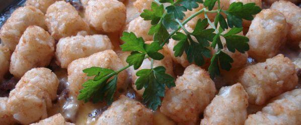 Tater Tot Green Bean Casserole Recipe - Food.com | Recipe ...
