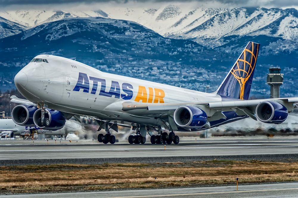 Heavy Hitter by AJ Bufalino on 500px Atlas air, Cargo
