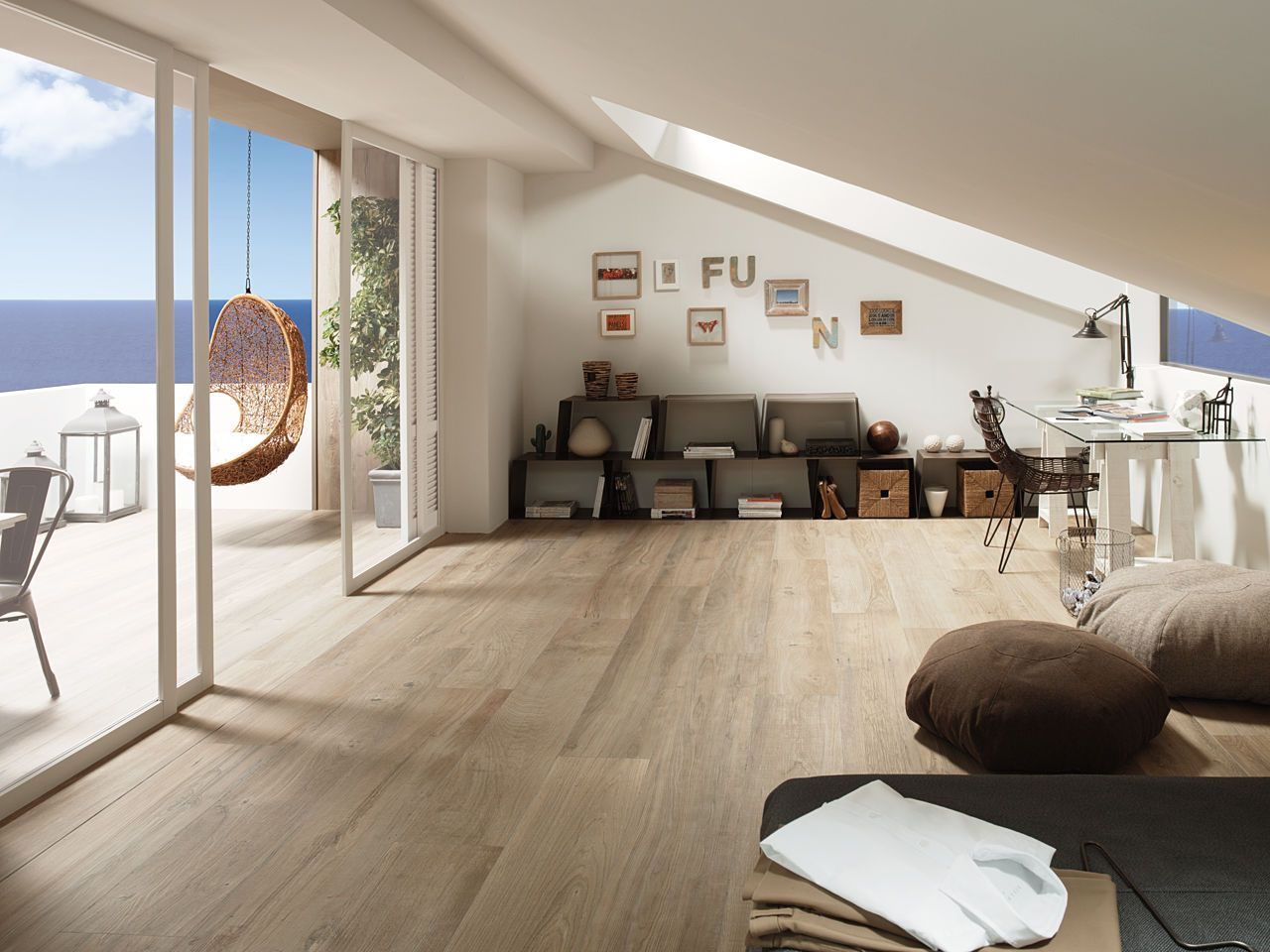Par Ker Floor Tiles Manhattan Natural 19 3x180 Cm 29