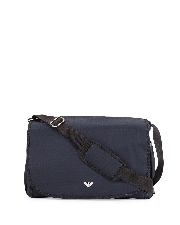 Jacquard Diaper Bag f9bd1199836fa