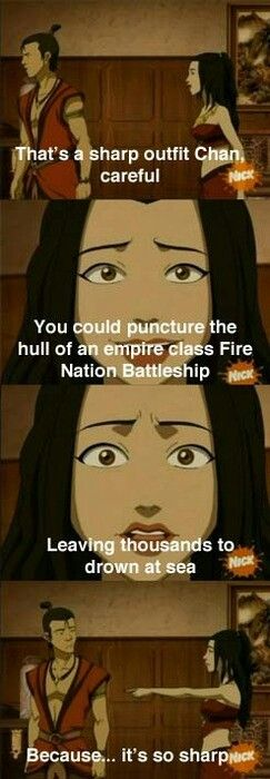 if you ever need dating advice just ask azula i 3 all bending