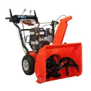 Shhh Don T Tell Ken Ariens Compact 24 In Two Stage