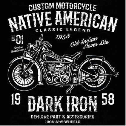 Custom Harley Indian Motorcycle Classic Legend Cutout Classic Gifts Gift Ideas Diy Custom Unique Custom Harleys Classic Gifts Indian Motorcycle