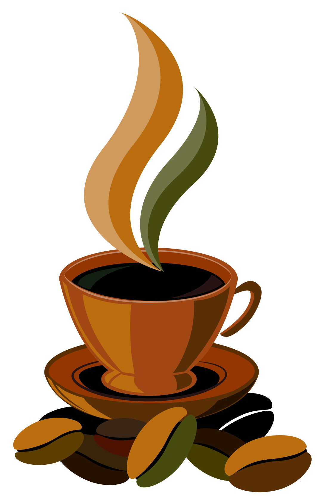 Coffee Cup Png Clipart Vector Gallery Yopriceville High Quality Images And Transparent Png Free Clipart Coffee Clipart Coffee Cartoon Coffee Cup Art