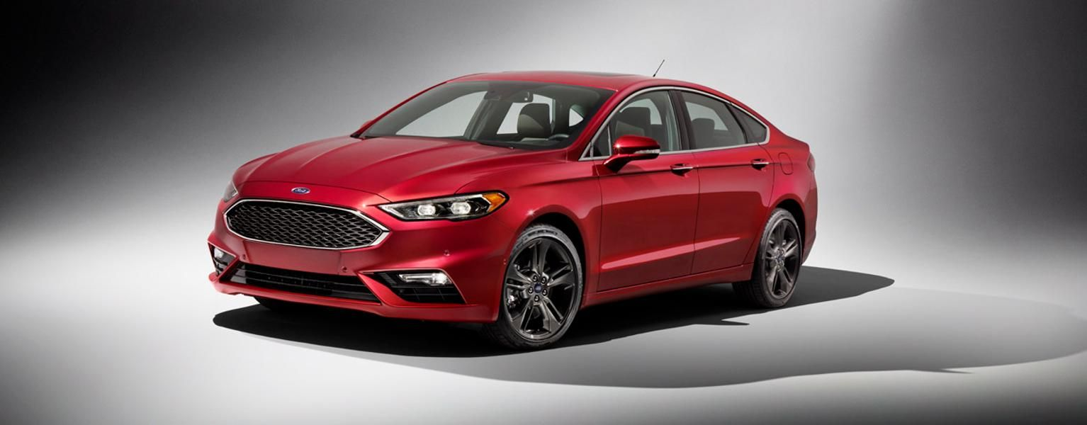 2017 Ford Fusion Sport Autos Autos
