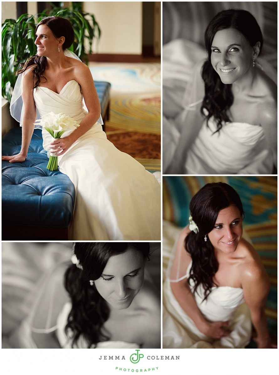 Bridal Portraits  South Florida Wedding Photography Tropical Wedding Hilton Singer Island