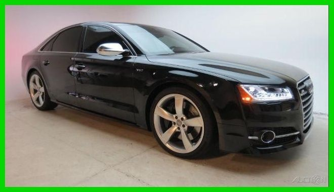 Audi S8 4dr Sdn 2016 4 Dr Sdn Used Turbo 4 L V 8 32 V Automatic