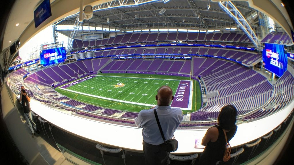Vikings Stadium Seating Chart Vikings Stadium Seating Charts Stadium