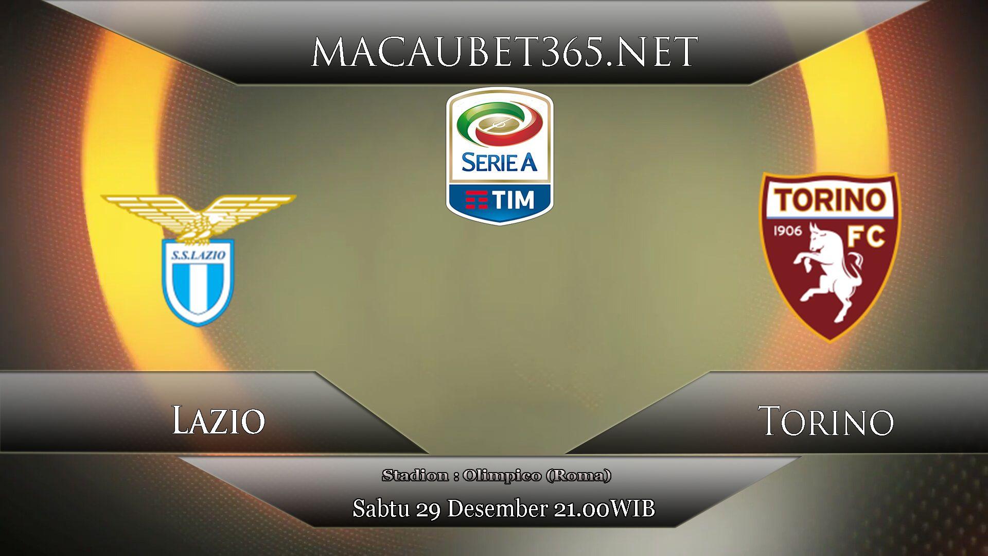 Prediksi Bola Lazio vs Torino 29 Desember 2018 Torino