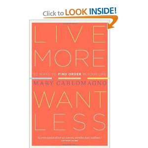 live more want less