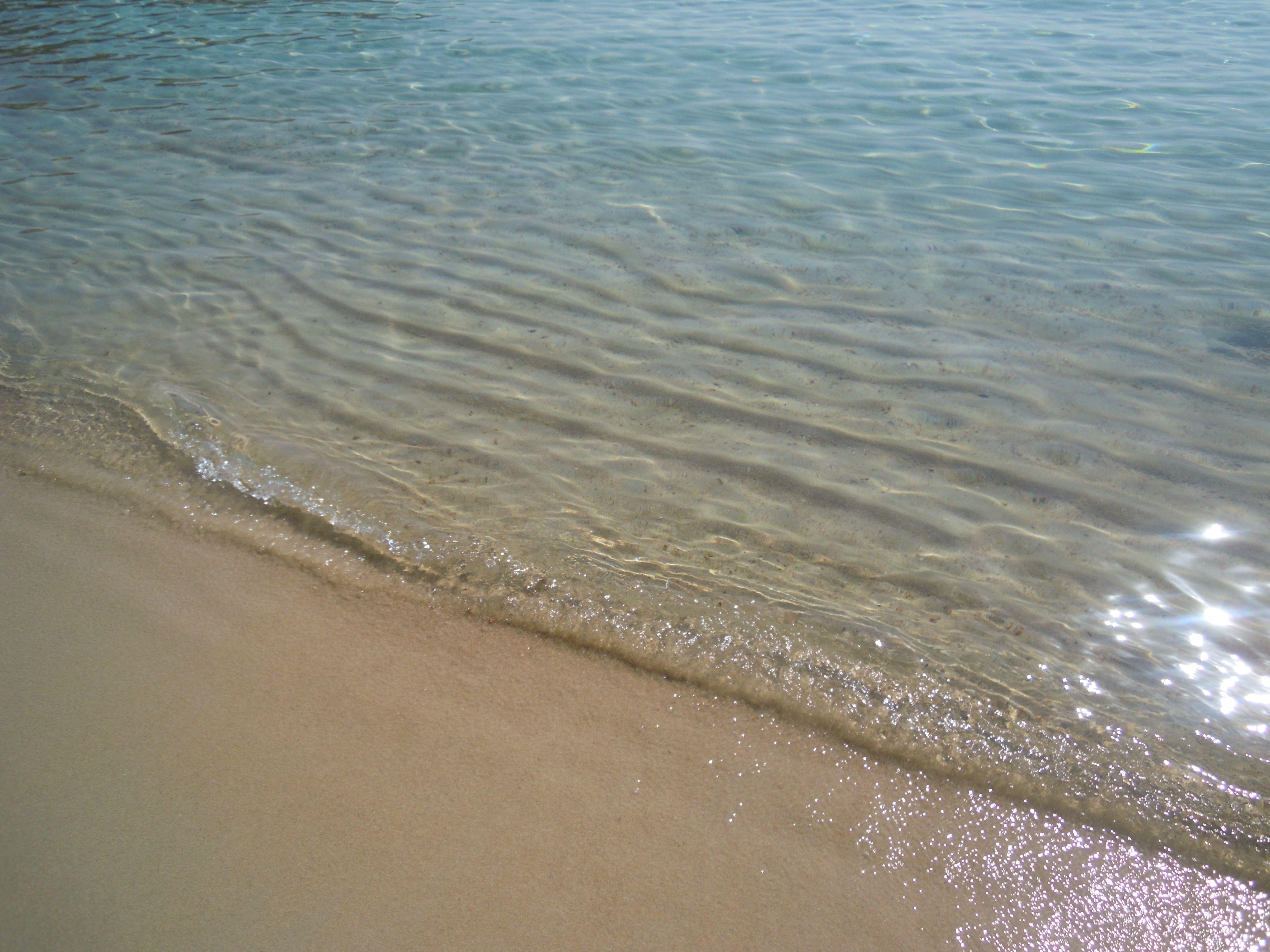 risalente lunga spiaggia ca