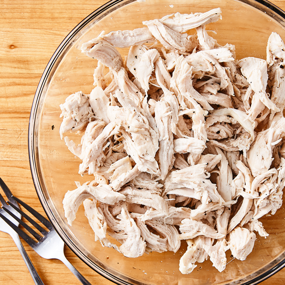 Boiled Chicken Is Simply Fantastic Recipe Boiled Chicken Cooked Chicken Recipes Boiled Chicken Recipes
