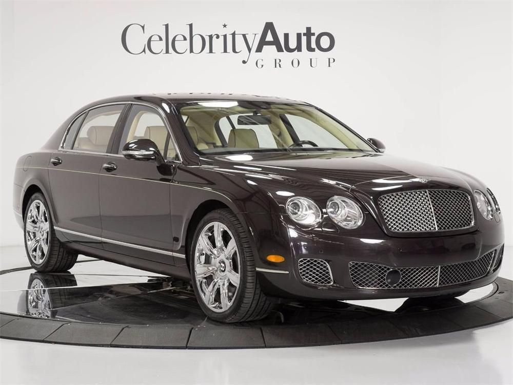 2010 Bentley Continental Flying Spur Flying Spur Sedan 4 Door Bentley Bentley Car Bentley Continental
