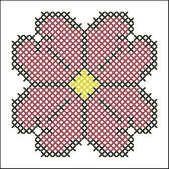 free counted cross stitch charts for mother s day