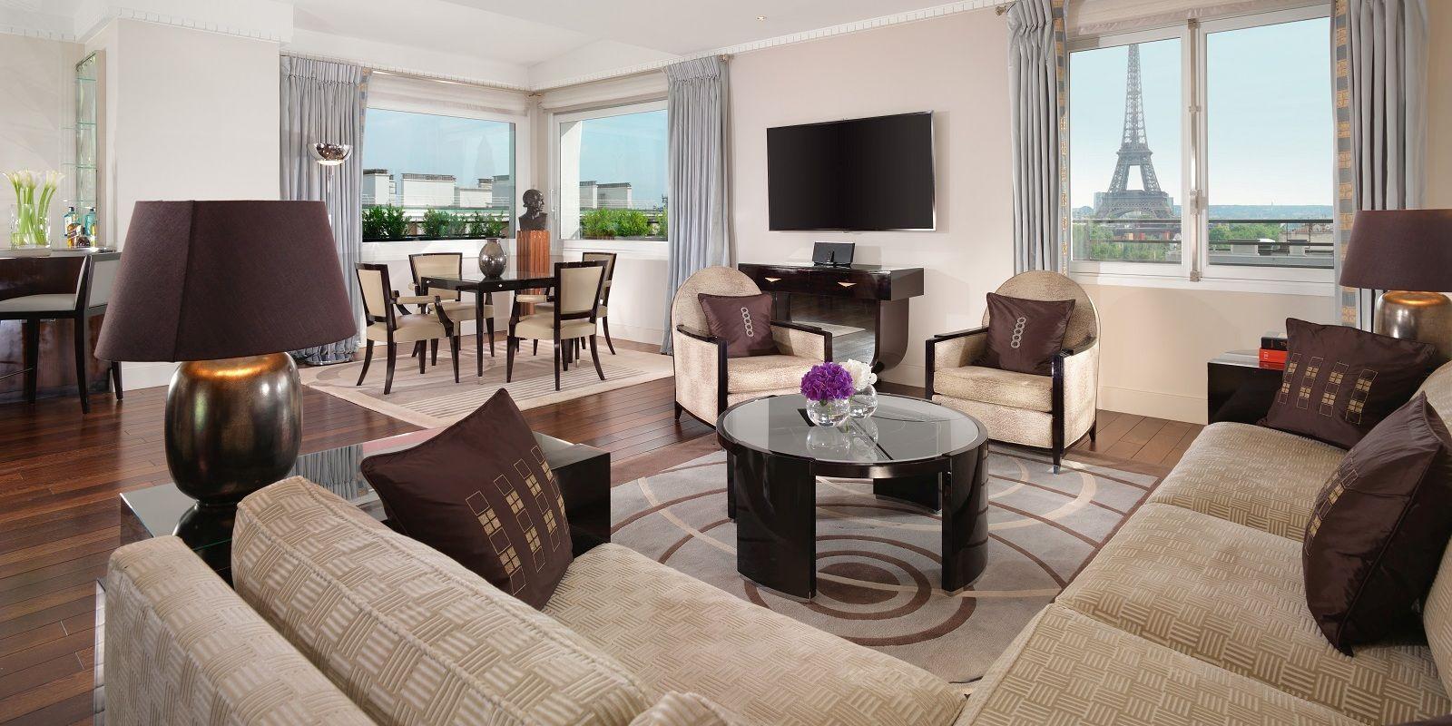 Chambres et suites | Hotel Plaza Athenee Paris | Dorchester ...