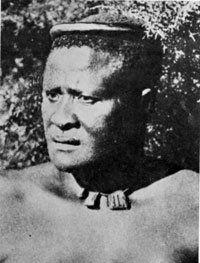 Lobengula Matabele Koning