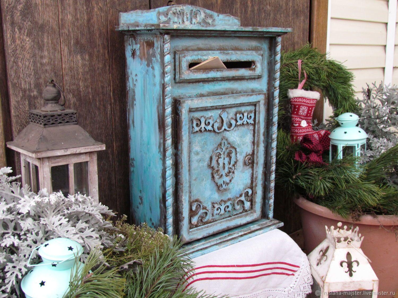 """Купить Почтовый ящик """"Чудеса случаются под Рождество"""" в ..."""