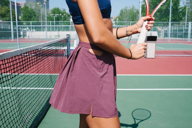 Urban Outfitters Blog Without Walls: Tennis Player