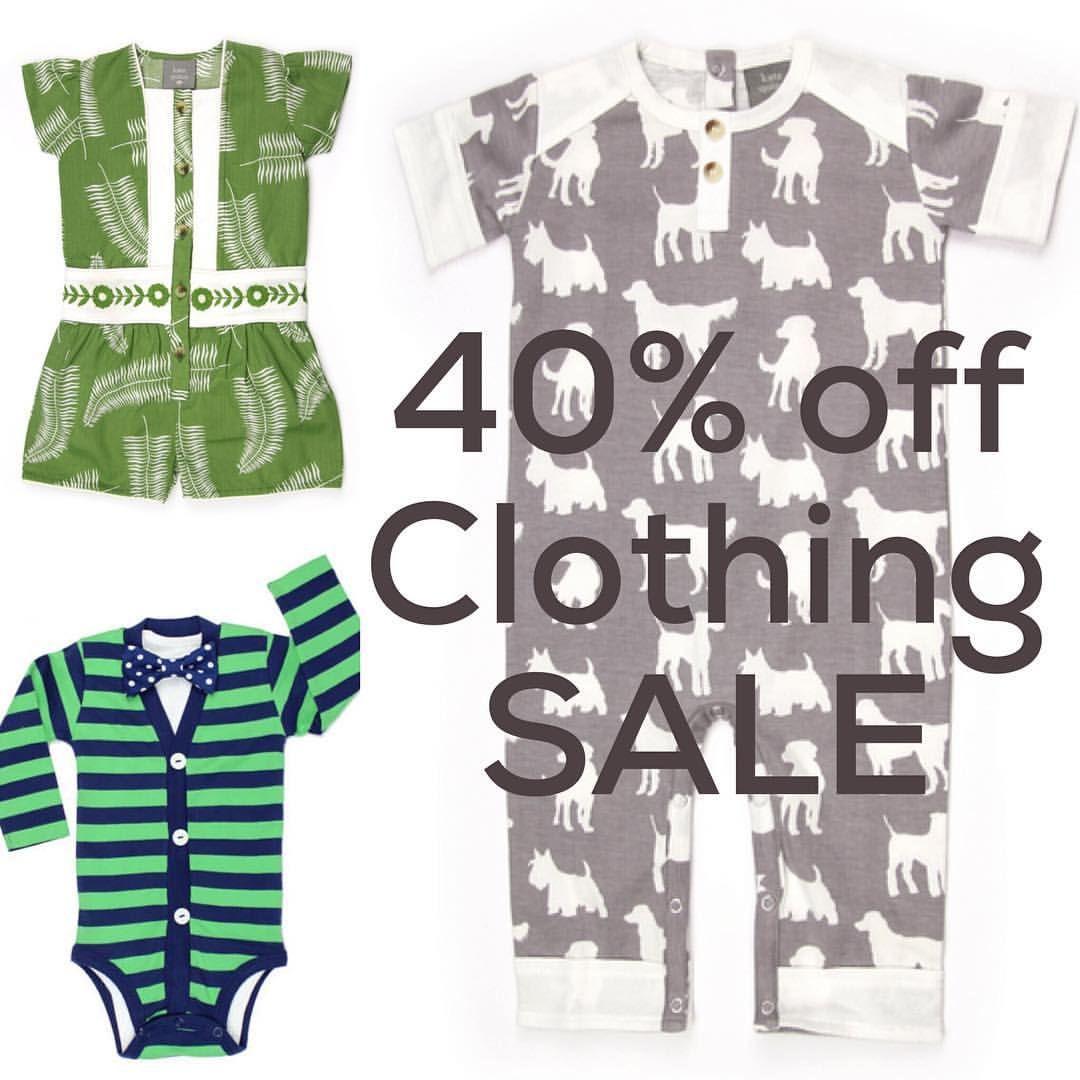 Annual designer organic clothing