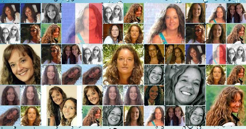Mosaico con 51 fotos que ha utilizado en su Facebook. Crea el Tuyo!
