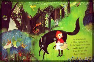 69706e45a22 Livre jeunesse - Coucou Mes contes de fées - Le petit chaperon rouge - Editions  Usborne - livre enfants - lecture - book - kids - histoire