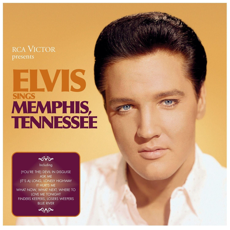Elvis Sings Memphis Tennessee FTD | Elvis Music - Large