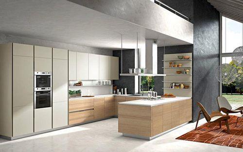 Distribucion de una cocina cocina cocinas cocinas modernas y decoraci n de cocina - Distribucion cocina cuadrada ...