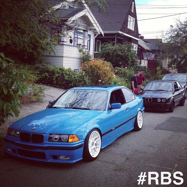 bmw 3-series e36 coupe