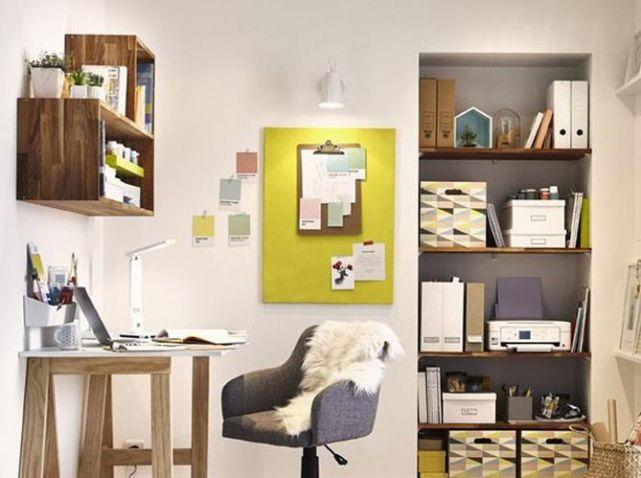 Studio nos 30 id es de rangements bien pens s elle d coration caisse bois leroy merlin et - Caisse en bois leroy merlin ...
