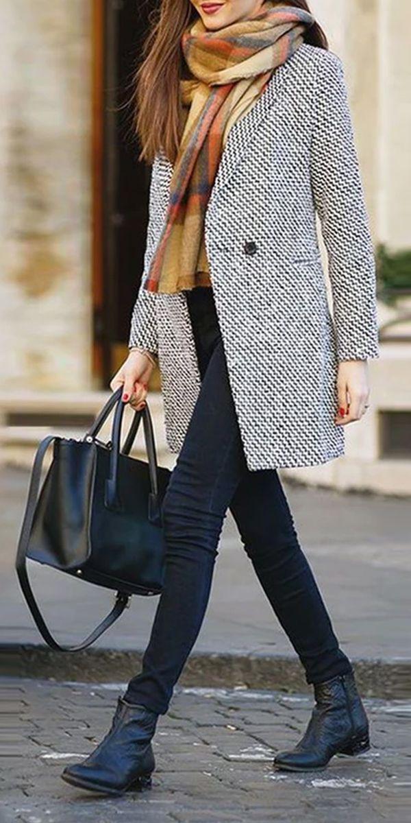 Women's Medium Long Coat