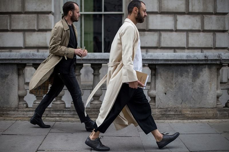 7c9801aa1c5 London Men's Fashion Week Spring 2018 Street Style   Style ...